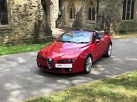 ALFA ROMEO SPIDER JTS One Owner, 19900 Miles Only