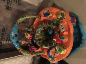 EvenFlo City Exersaucer $50 obo