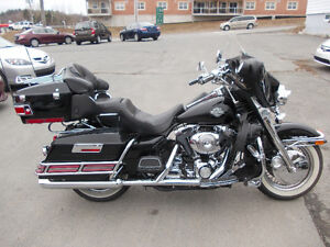 1999 Harley Davidson Ultra Classic Only 25000 miles Nice Extras