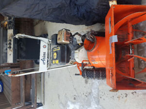 Wanted Ariens Sno Throw snowblower 60s-70's model