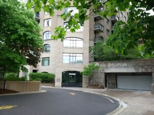 LUXURY CONDO FOR RENT  2 BED, 2BATH + OFFICE - DOWNTOWN OTTAWA