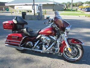 2008 Harley Davidson Electra glide Classic