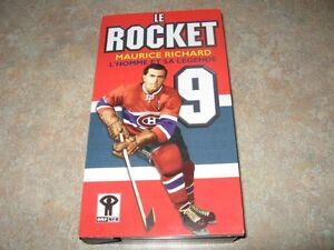 MAURICE RICHARD VHS