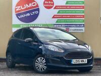 2015 Ford Fiesta ECONETIC TDCI VAN NO VAT NO VAT Panel Van Diesel Manual