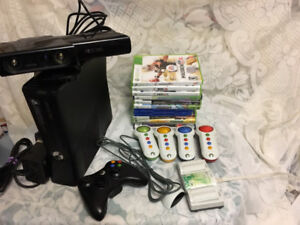 Xbox 360 Bundle with Hours of Family Fun