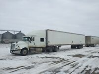 Class 1A driver looking for full time work