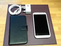 SAMSUNG GALAXY NOTE 2 pearl white (unlocked)