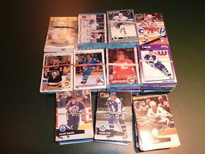 1100 HOCKEY CARDS FOR SALE