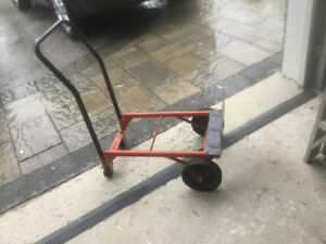 Multi-Purpose Dolly and Cart