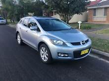 2007 Mazda CX-7 Luxury Automatic Low km full  Logbook history Rooty Hill Blacktown Area Preview