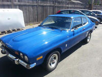 1973 Mercury Capri Coupe (2 door)