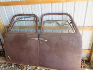1952 cab and frame