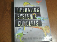 Operating System Concepts university textbook