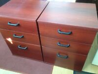 Filing cabinet/drawers