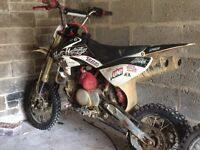 2x 160cc pitbikes stomp/wpb