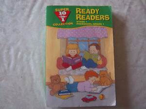 Ready Readers Stage 1 Preschool-Grade 1