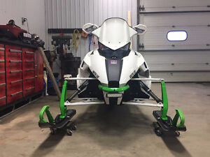 2015 Arctic Cat XF8000 137 Low MILES under WARRANTY