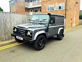 1992 Land Rover 90 DEFENDER TURBO DIESEL IDEAL FOR EXPORT FULL CONVERSION