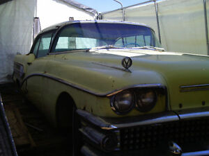1958 Buick Special  2 door  Very COOL car