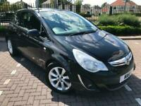 2012 VAUXHALL CORSA 1.2 ACTIVE AC, ONLY 64900 MILES