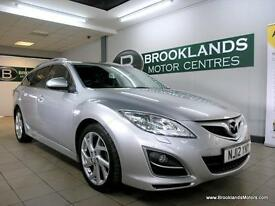Mazda 6 2.2D SPORT 180 [3X MAZDA SERVICES, TIMING CHAIN CHANGED, LEATHER, HEATED