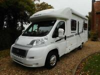 Swift Sundance 620FB 4 Berth Motorhome with Smart Car & Braked Towing A Frame