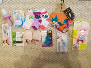 ALL BRAND NEW baby items for sale