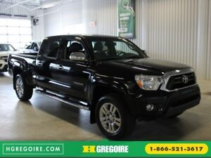 2015 Toyota Tacoma Limited 4x4 v6 Cuir-Mags-Caméra