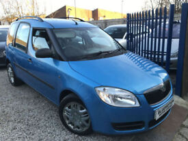 ✿57-Reg Skoda Roomster 1.4 TDI PD, Diesel, ✿TWO OWNERS ✿FULL SERVICE HISTORY✿