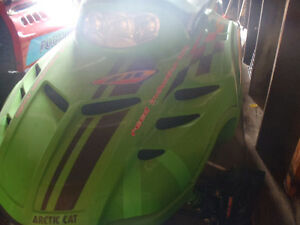 For Sale ZR Artic Cat Snowmobile Moose Jaw Regina Area image 5