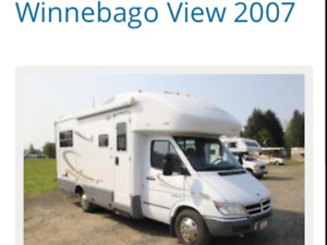 Motorisé Winnebago View 2007