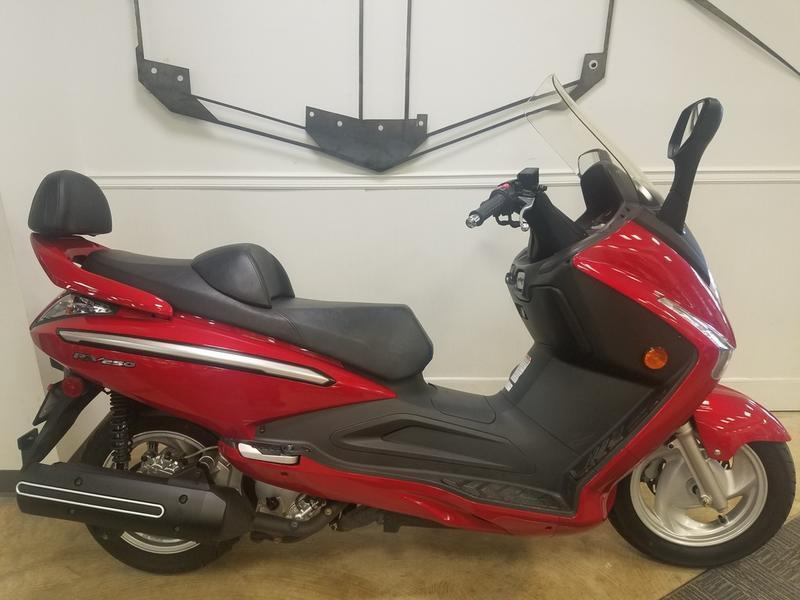 2009 Other Makes SYM HV 250  2009 SYM HV 250 Scooter