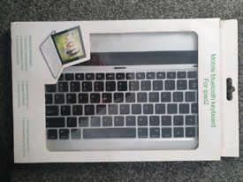 Mobile Bluetooth Keyboard for ipad 2
