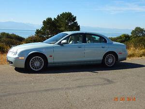 2006 Jaguar S-TYPE 3.0 Sedan low mileage beauty