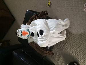 Authentic Disney Olaf Costume