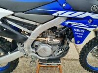 2018 Yamaha WR250F - 978 Miles - Low Rate Finance Available