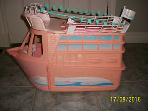 Barbie Cruise Ship for Sale