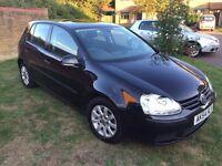 2004 Volkswagen GOLF 1.6 SE Auto ,***Part service history***full MOt till 09/17.