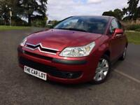 Citroen C4 1.6HDi 16v ( 110hp ) SX 75K P/X TO CLEAR , DRIVES WELL