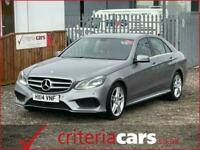 2014 Mercedes-Benz E220 CDI AMG SPORT Used cars Ely, Cambridge. Saloon Diesel Ma