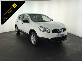 WHITE 2013 NISSAN QASHQAI VISIA +2 DCI DIESEL 7 SEATER FINANCE PX WELCOME