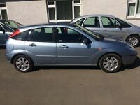 LONG MOT FORD FOCUS GHIA - 1796cc