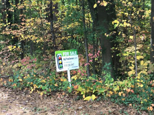 Grand Bend 180 Frontage Wooded Lot
