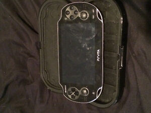 Gently used PsVITA for sale! Great condition