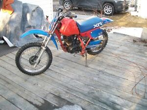 Wanted XR / Crf 100 parts