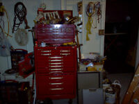 Top and bottom tool chest   Best Reasonable Offer!