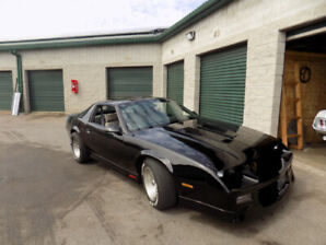 1987 Z28 NASCAR SERIES WITH NASCAR FRONT CLIP