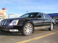 2008 Cadillac  DTS  Chrome  Minivan
