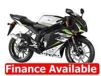 50cc Sportsbike with Yamaha-Menarelli AM6 Motor Rieju RS3 50 LC