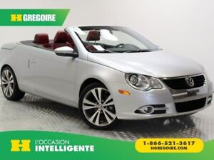 2009 Volkswagen Eos Silver-Red Edition - A/C banc chauffant